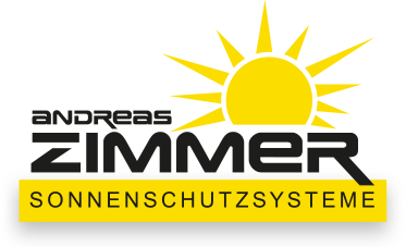 Logo Andreas Zimmer Sonnenschutzsysteme